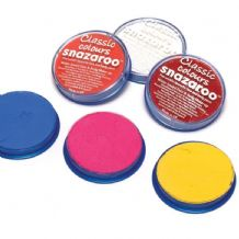 Snazaroo 6 Colour Package